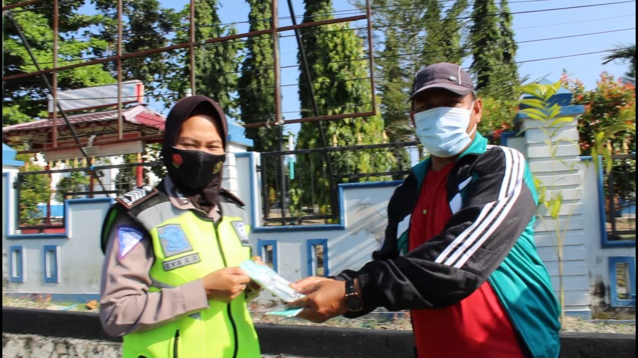 Public Campaign Pembangunan Zona Integritas di Pengadilan Agama Tanjungpandan | (5/3)